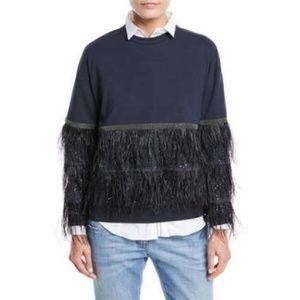 NWT Brunello Cucinelli Sweatshirt sz M